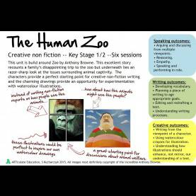 Useful Lesson Plan Zoo Anthony Browne Articulate Education Uk: Literacy Works
