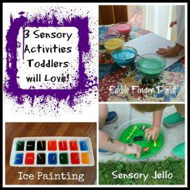 Useful Lesson Plans For Toddlers Sensory 3 Sensory Activities Toddlers Will Love! - Teaching
