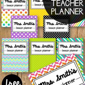 Useful Office Max Teacher Planner Free Teacher Planner - Playdough To P