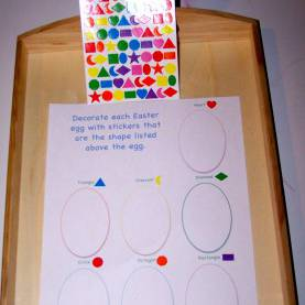 Useful Preschool Lesson Plans Easter The Princess And The Tot: Easter Preschool Activi
