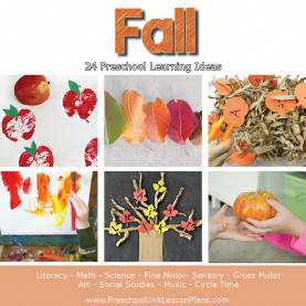 Useful Preschool Lesson Plans For Fall Fall Preschool Lesson Plans - Life Ove
