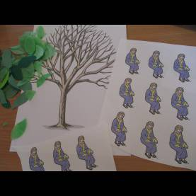 Useful Preschool Lesson Plans For Zacchaeus Zacchaeus €? And A Giveaway For You To Enter!! | Zacchaeu