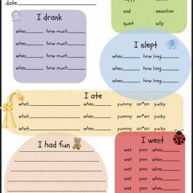 Useful Sample Lesson Plans Infant Room Infant Feeding Guidelines   Pdf, 50Th And Daycare Th