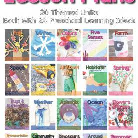 Useful Spring Theme Preschool Lesson Plans A Year Of Preschool Lesson Plans- 20 Preschool Theme Unit