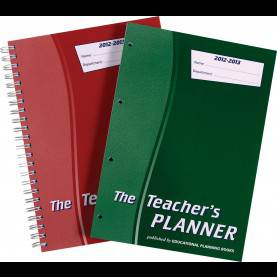 Useful Teacher Agenda Book Teacher Organizer Planner - Commonpenc