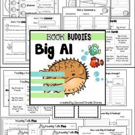 Valuable Big Al Lesson Plans 15 Best Rainbow Fish & Big Al Images On Pinterest | Rainbow Fis