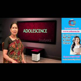 Valuable Biology Lessons Of 8Th Class Adolescence    8Th Class Biology - You