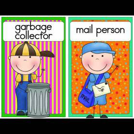 Valuable Free Printable Community Helpers Pictures Community Helpers Free Printables #