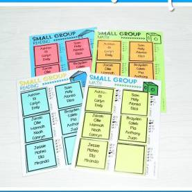 Valuable Guided Reading Plus Lesson Plan Operation Organization! Plus A Free File | Kindergarten, Math An