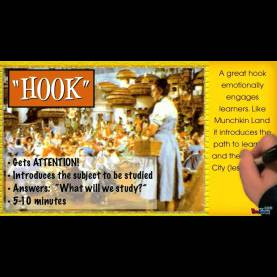Valuable Lesson Plan Hook Book Look Took Lesson Plans: It'S A Simple As Hook, Book, Look And Took! - You