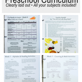 Valuable Preschool Curriculum Subjects The Best Preschool Curriculum I Have Ever Used! | Homeschoo