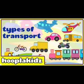 Valuable Preschool Lesson Plans Vehicles Learn About Transport - Preschool Activity - You