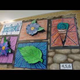 Valuable Spring Art Projects For Elementary Carman Elementary School / 4