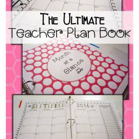 Valuable Ultimate Teacher Plan Book 17 Best Images About School - Lesson Planning On Pinteres