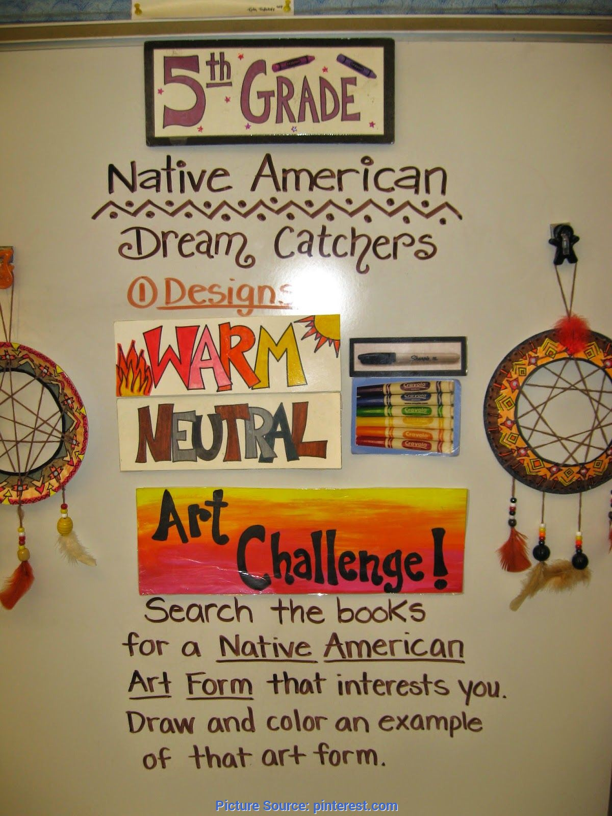 Top Art Lesson Plans 5Th Grade 5Th Grade Artists Are Learning About Native American Life An