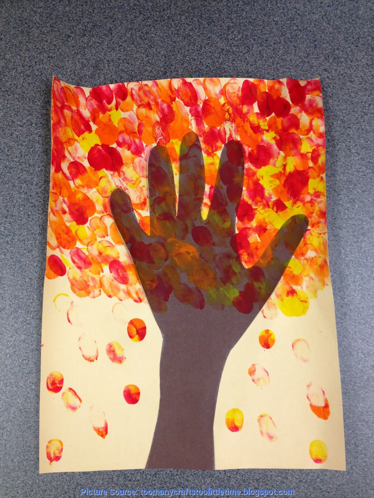 Top Pre K Fall Crafts Too Many Crafts, Too Little Time: Pre-K Week 7: