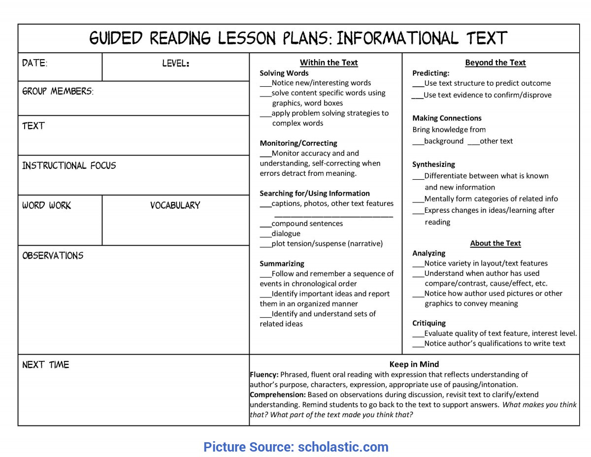 Trending Reading Strategies Lesson Plans High School Investigating Nonfiction Part 3: Independent And Guided Readin
