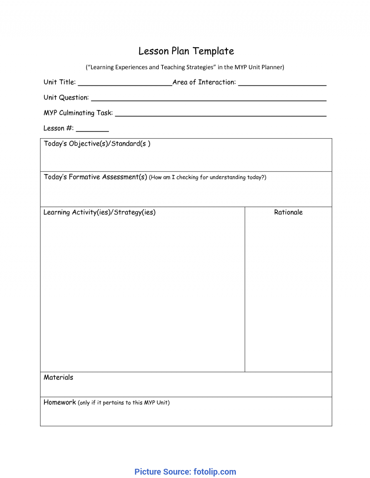 Special Weekly Lesson Plan Template Pdf Weekly Lesson Plan