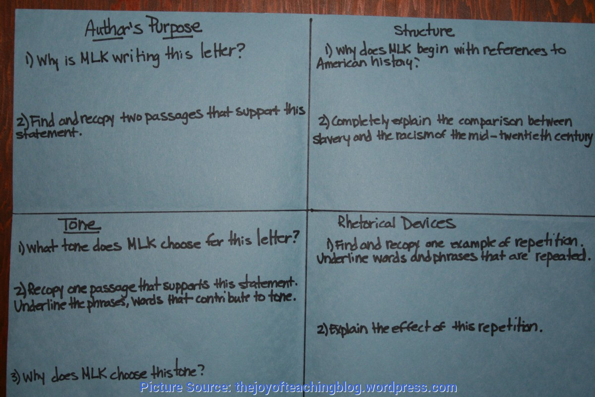 Typical English Lesson Plan Reading English 8: Close Reading Lesson | The Joy Of Teac