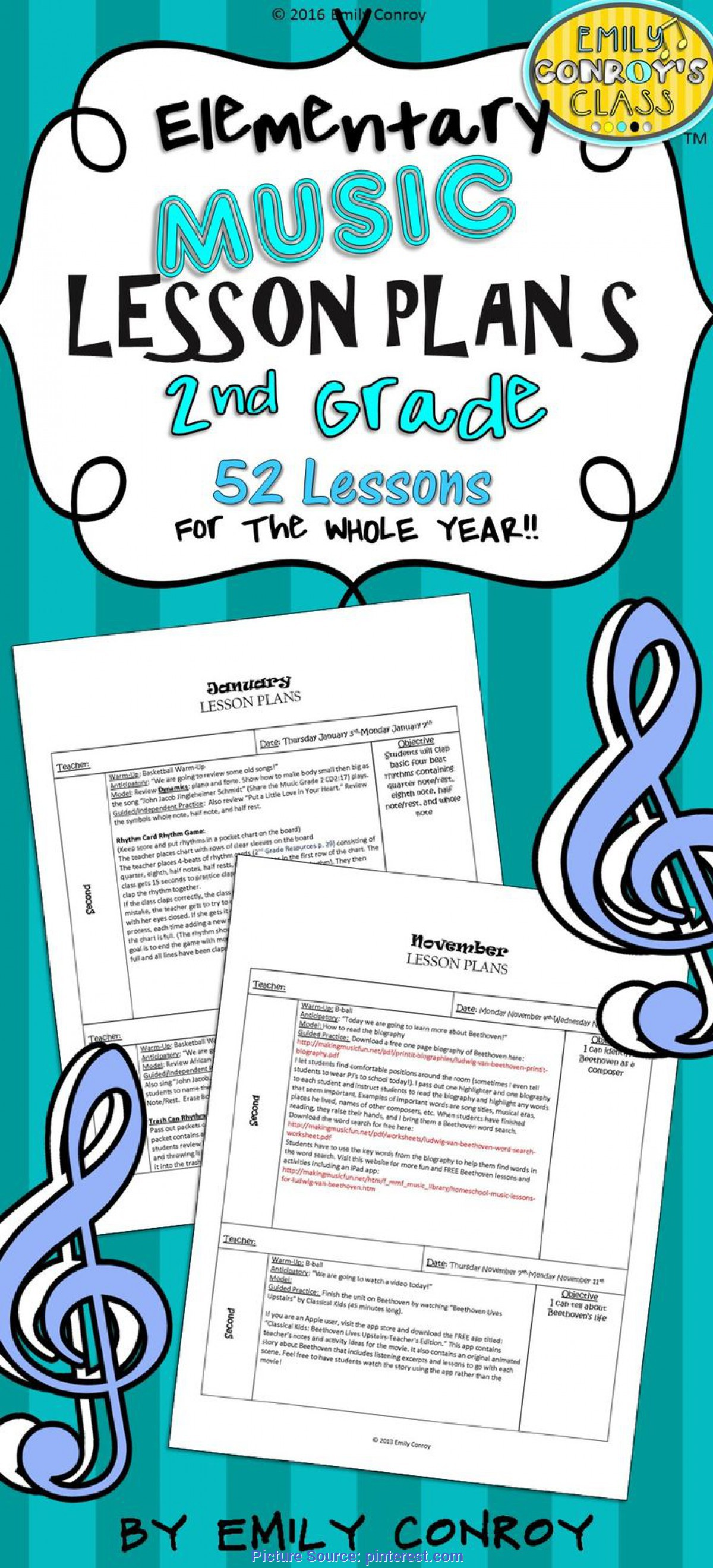 Kinder Garden: Typical How To Make A Lesson Plan For Music Best 25
