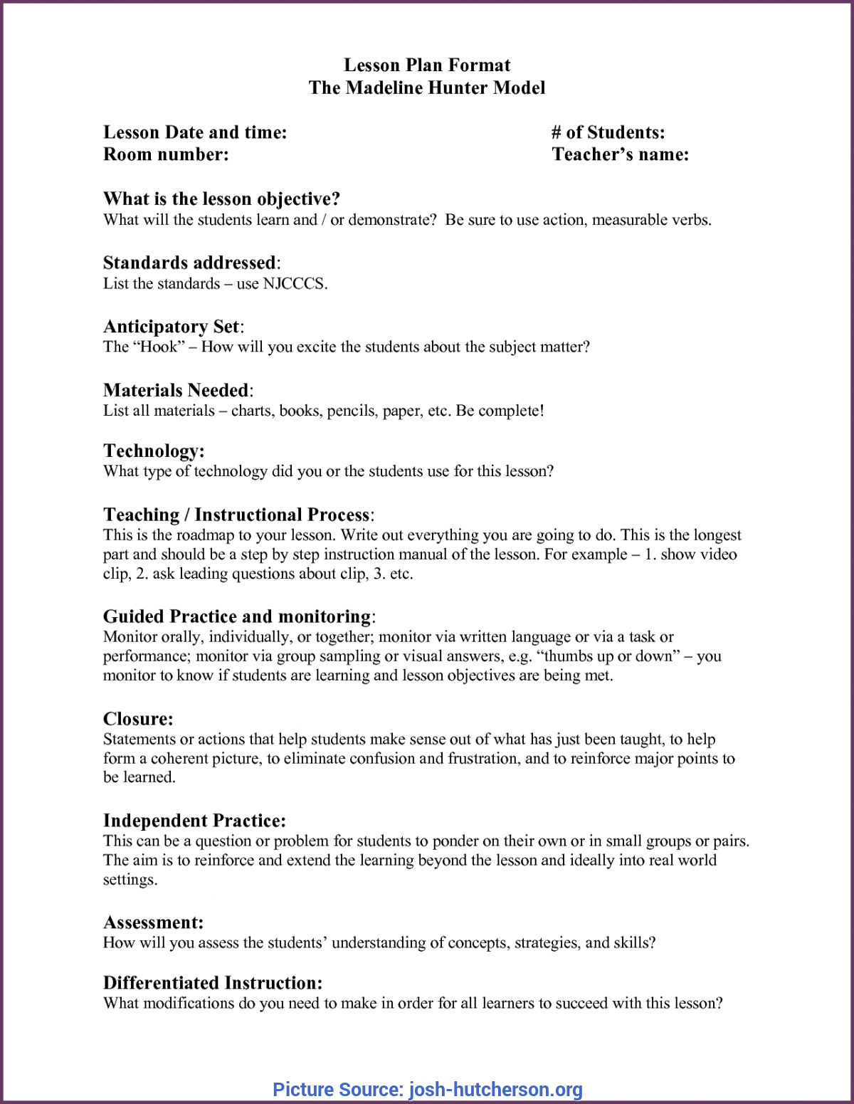 Excellent Siop Lesson Plan Examples Social Studies The