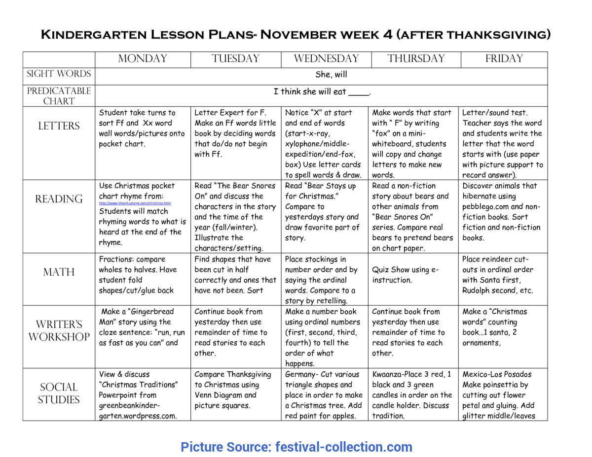 unusual vpk lesson plan template best photos of blank