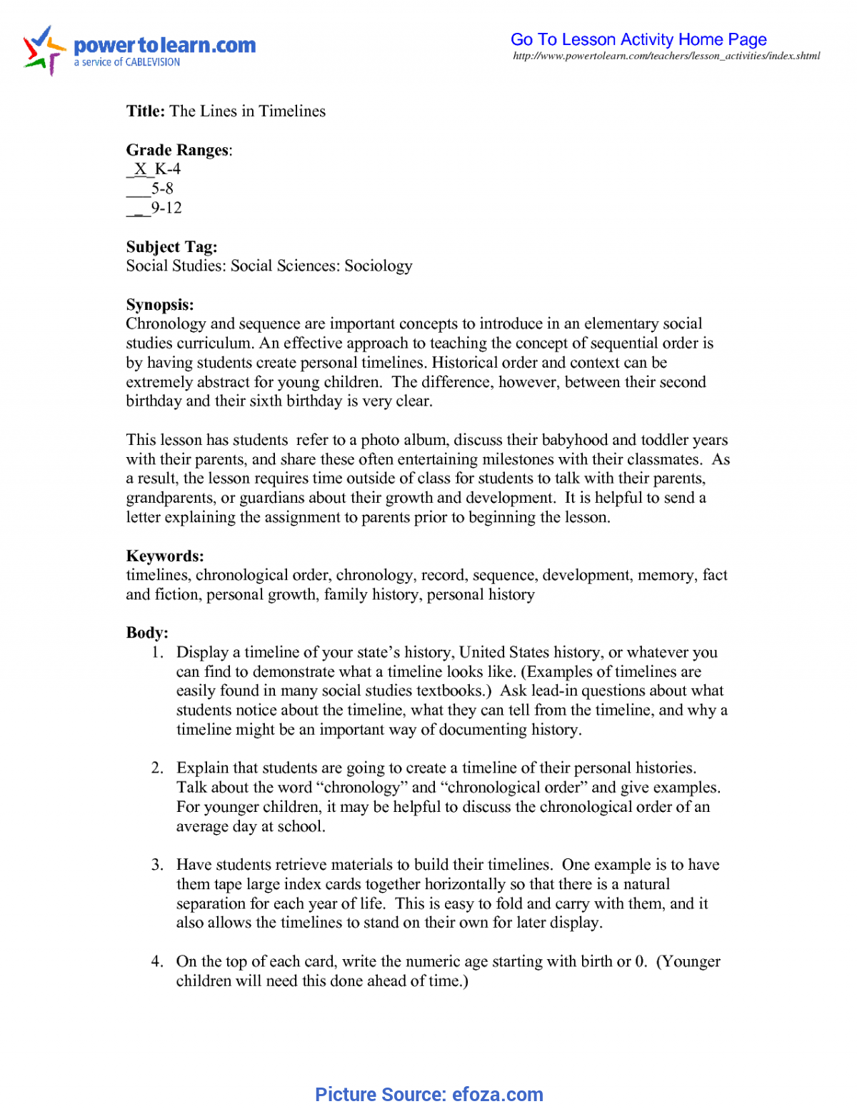 Typical Unit Plans For Elementary 11 Best Images Of Lesson Plan Examples For Elementary - Sampl