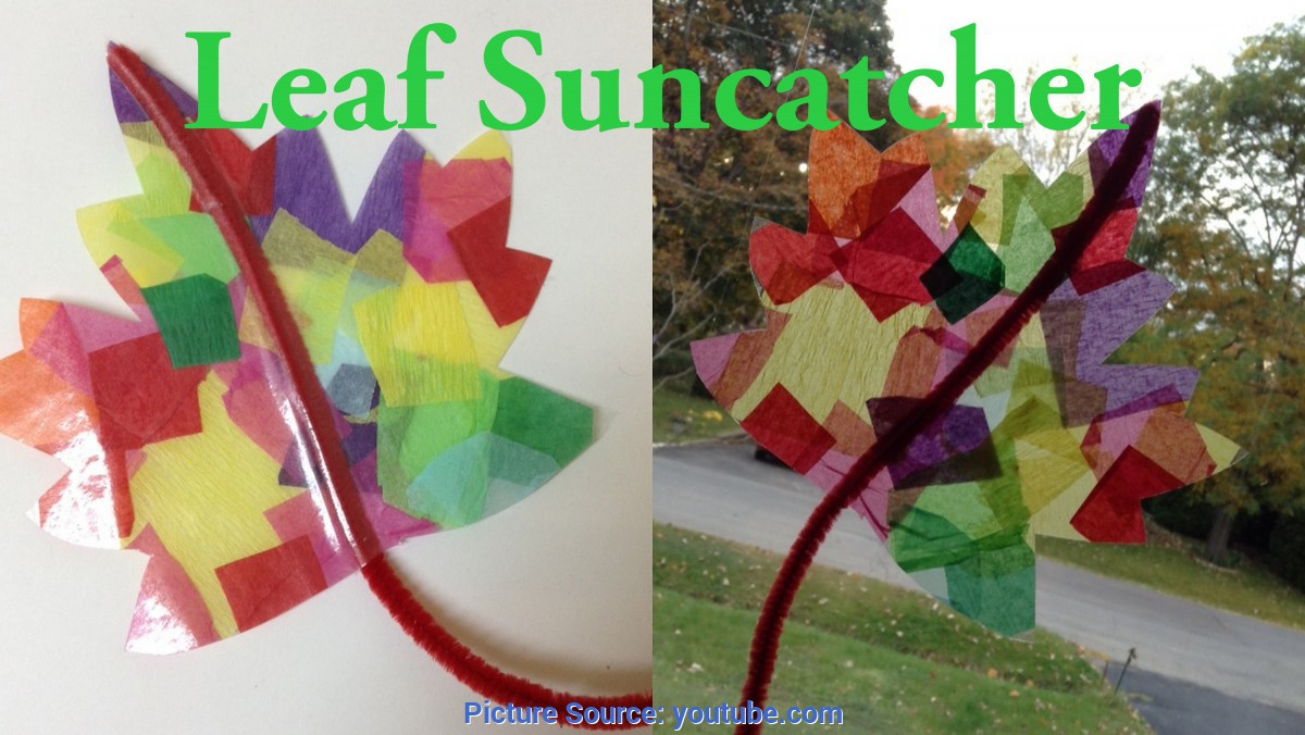 Unusual Leaf Crafts For Preschoolers Easy Leaf Craft For Preschool, Homeschool And Daycare - You