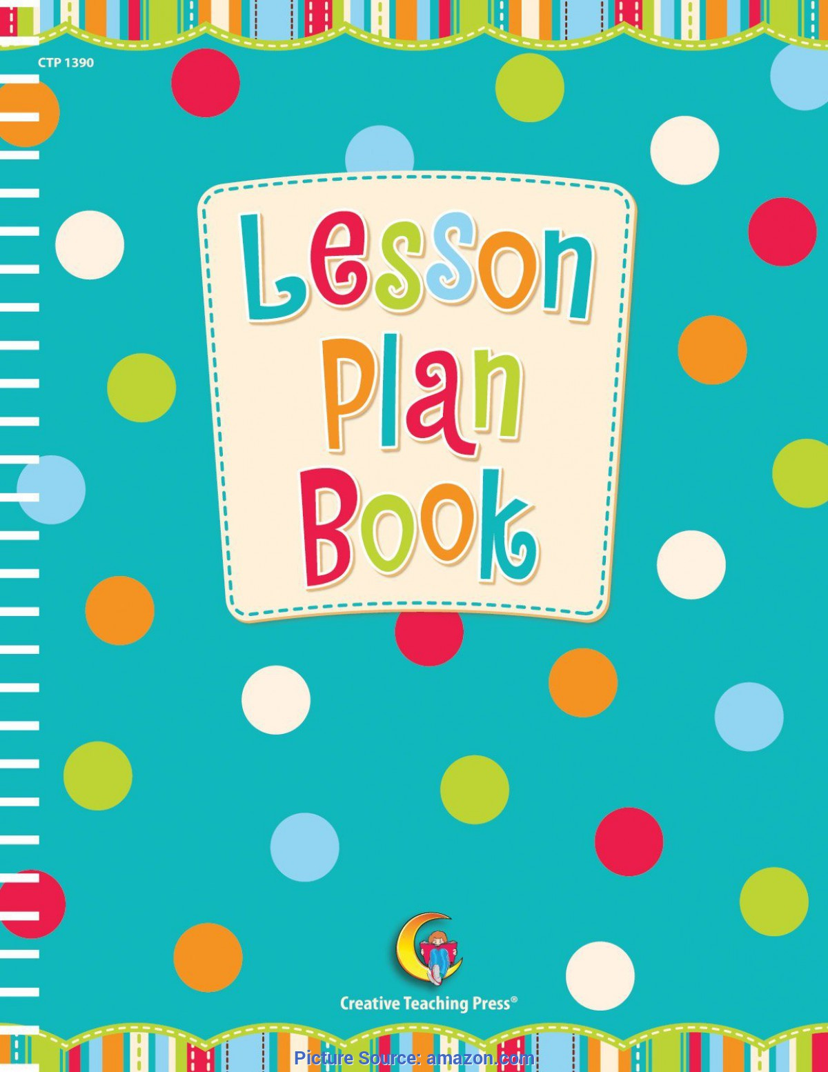 Unusual Lesson Plan Book Creative Teaching Press Amazon.Com: Creative Teaching Press Lesson Plan Book Teacher