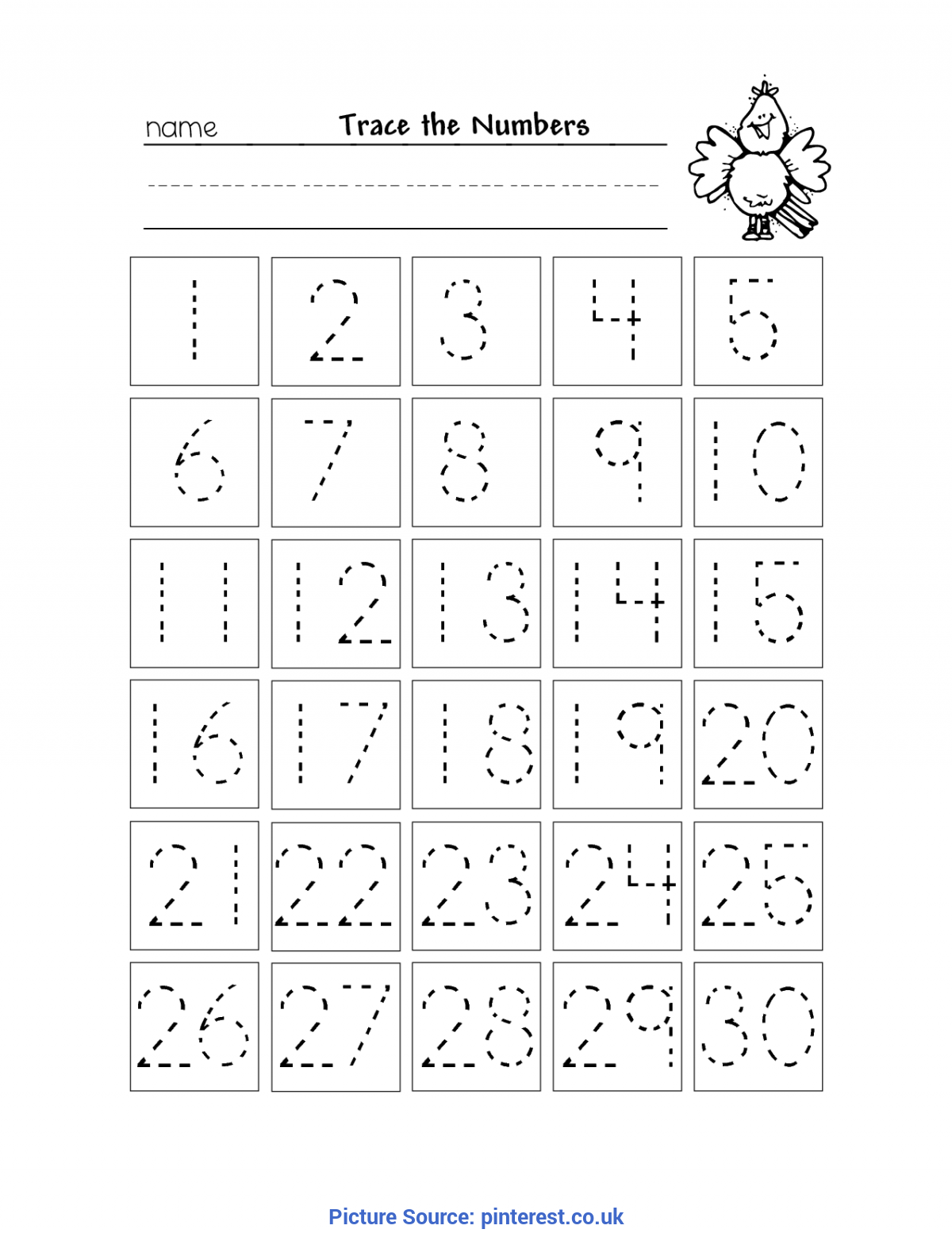 Unusual Preschool Lesson Plans For Numbers 1-10 Trace The Number . Online Personal Background Check Service   T