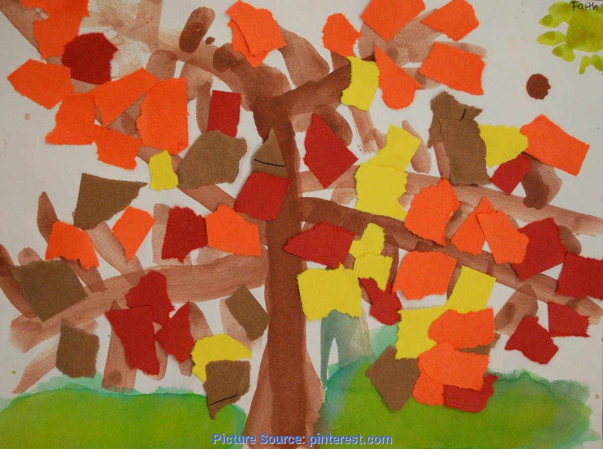 Useful Autumn Arts And Crafts For Preschoolers Image Result For