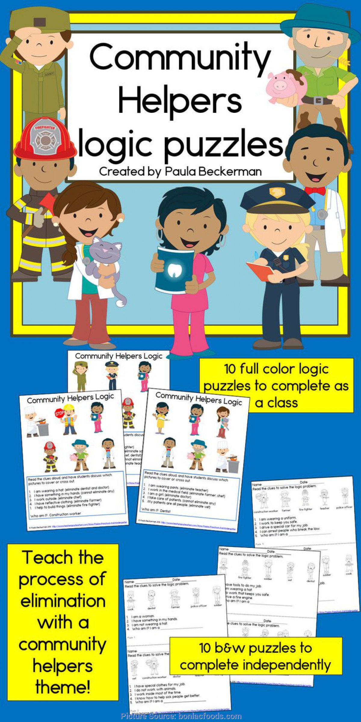 Useful Community Helpers Lesson Plan 3Rd Grade Worksheets For All | Download And Share Worksheets | Free O