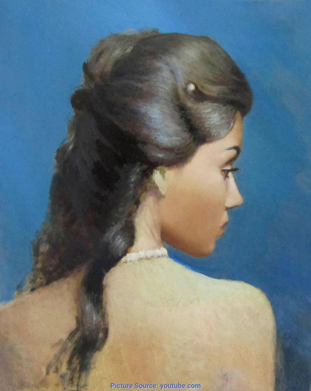 Useful Portrait Painting Lessons Free Full Portrait Painting Video By Sergey Gusev, 2015. - You