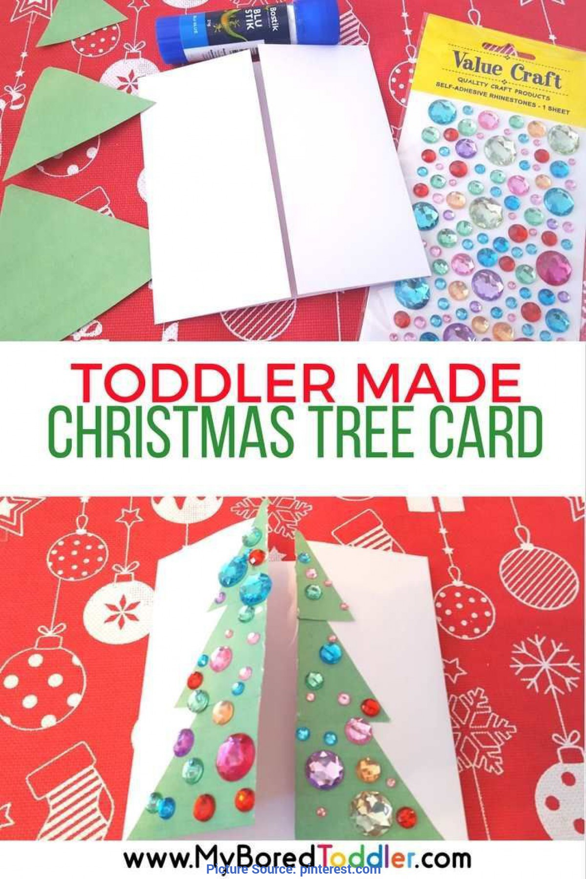 Valuable 2 Year Old Lesson Plans For Christmas Best 25+ Card Crafts ...