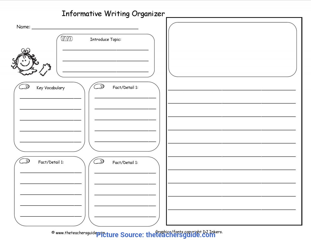 Valuable 2Nd Grade Lesson Plans For Writing Informative Writing Lesson Plans, Themes, Printouts, Cr
