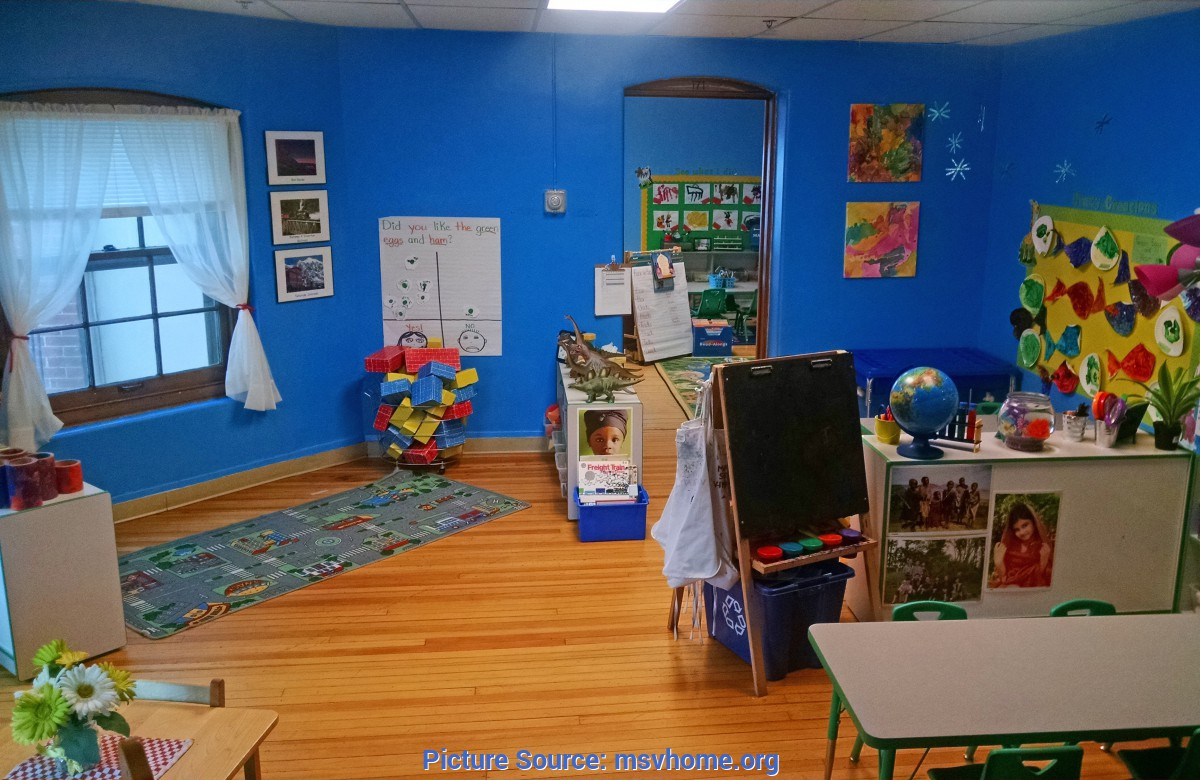Valuable Creative Curriculum Learning Centers Early Learning Center - Mount Saint Vin