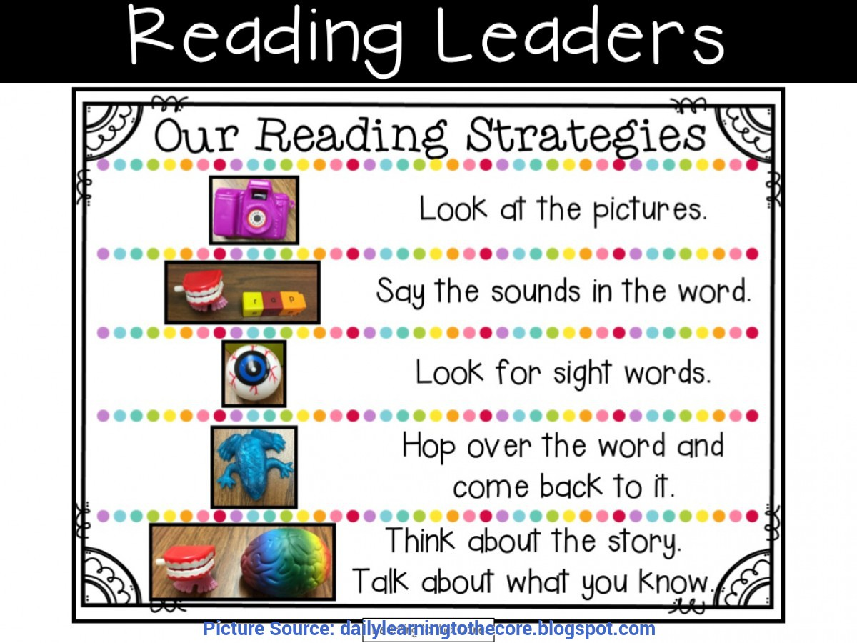 Best Guided Reading For Year 1 Readers Are Leaders...In Guided Reading Groups - Learning To The