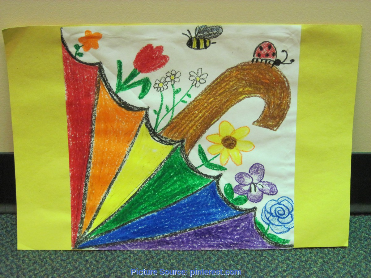 Briliant Spring Art Lessons This Could Be Cute - Mixing Paint Colors - Maybe Put A Flower Tha