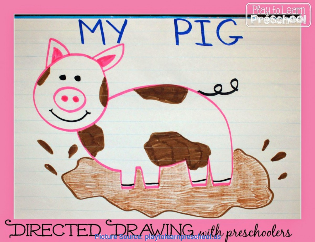 Complex Guided Drawing Lessons Directed Drawing Lesson - Play To L