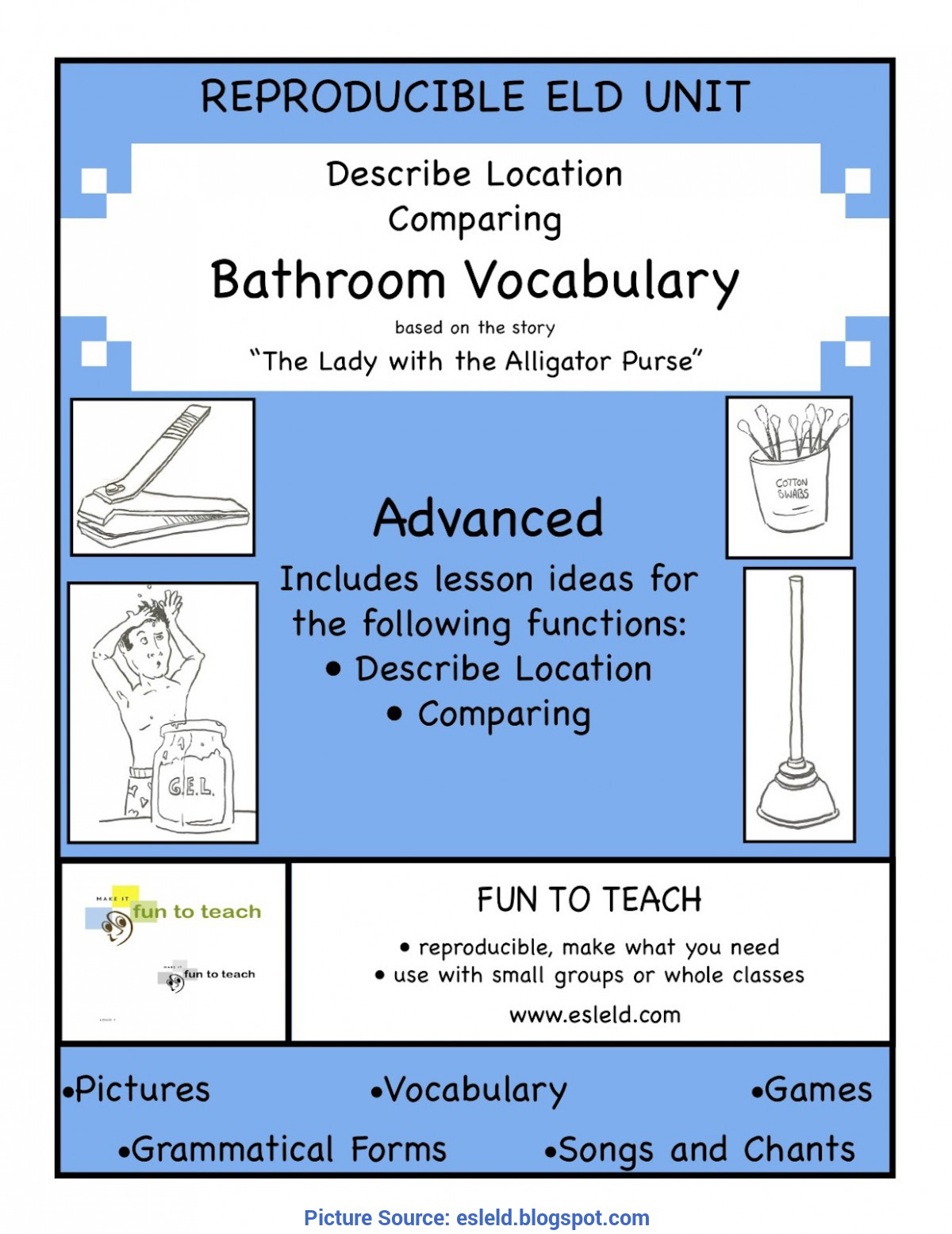 Complex Interesting Lesson Plans For Teaching English Fun To Teach Esl - Teaching English As A Second Lang