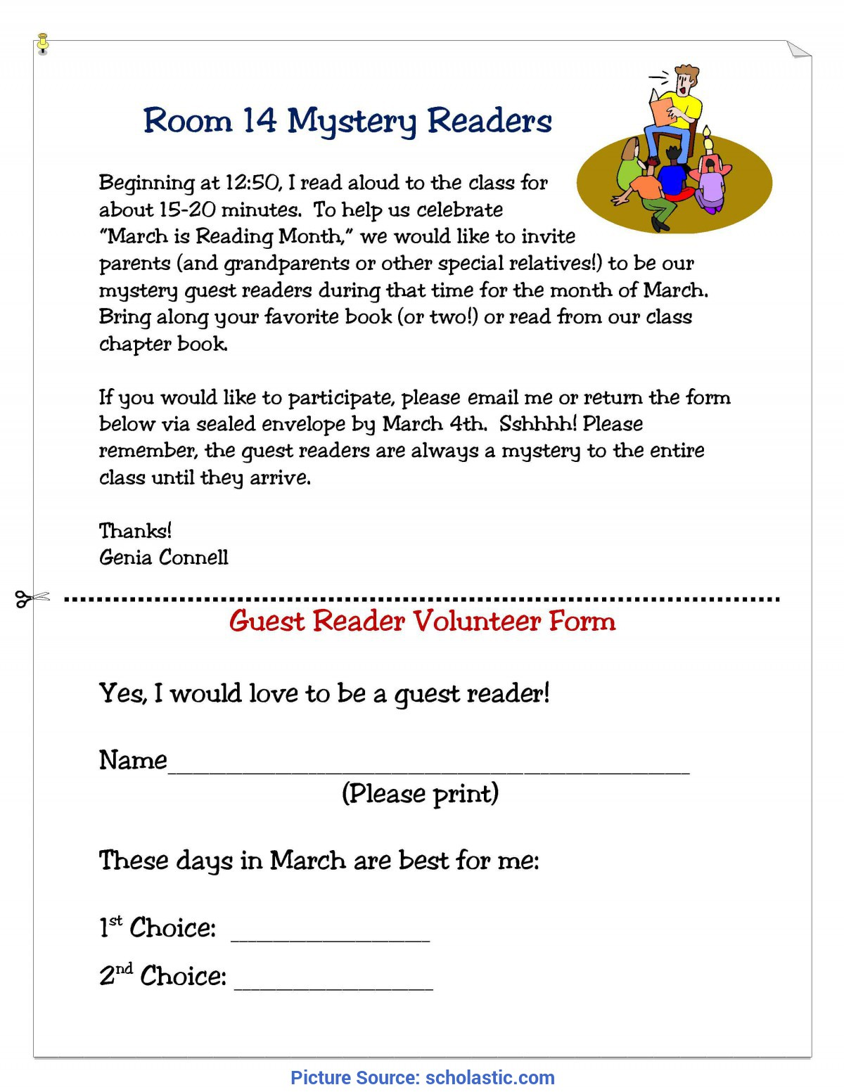 Complex Preschool Lesson Plans For March 2013 Celebrate The Joy Of Reading All Month Long   Schola
