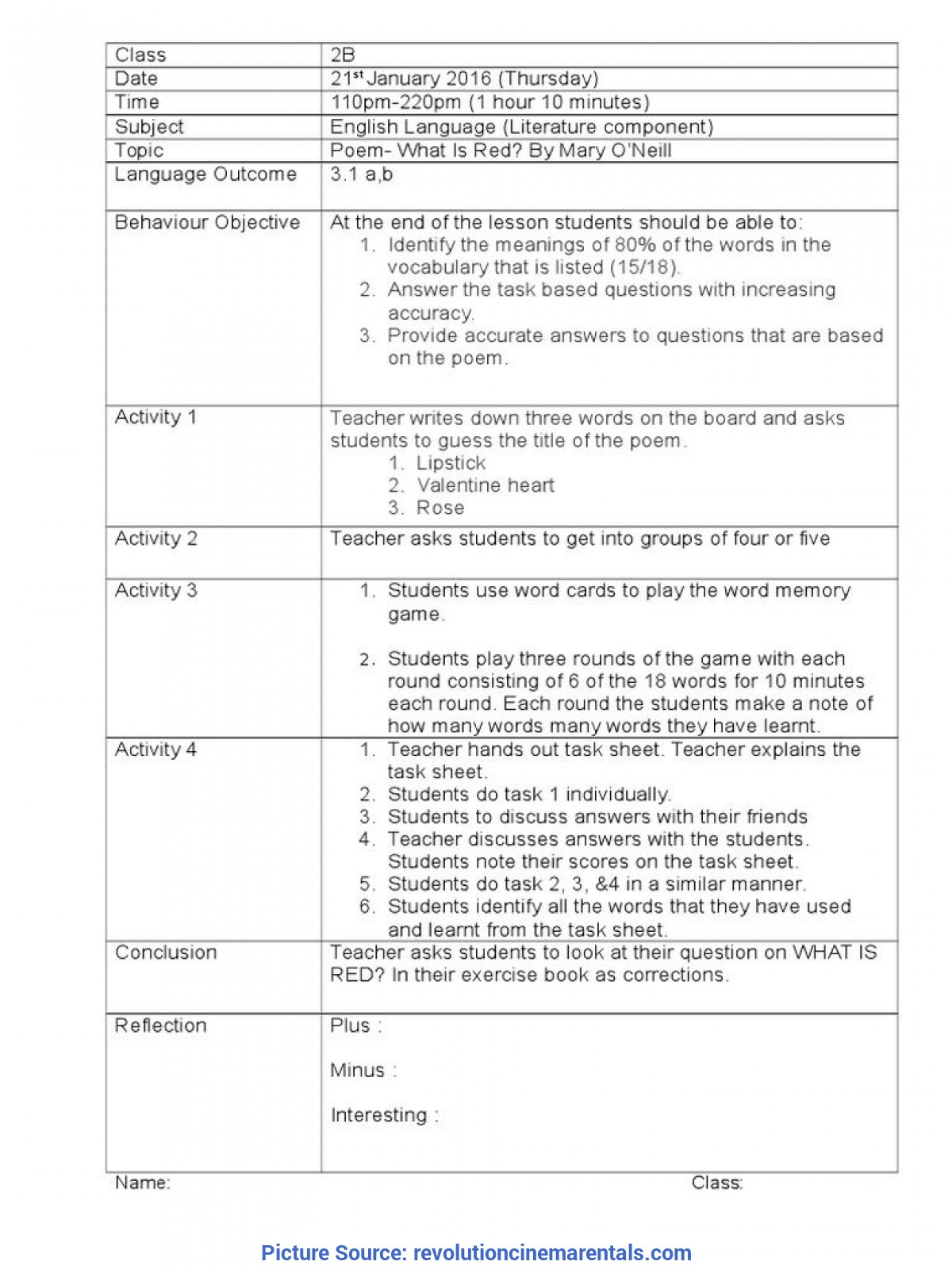 Great Lesson Plan Literature Google Form Lesson Plan Builder Youtube Forms For Toddler