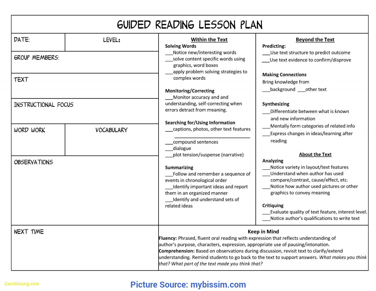 Great Lesson Plan Template Year 5 Elegant 5 E Lesson Plan Template   Best Templ