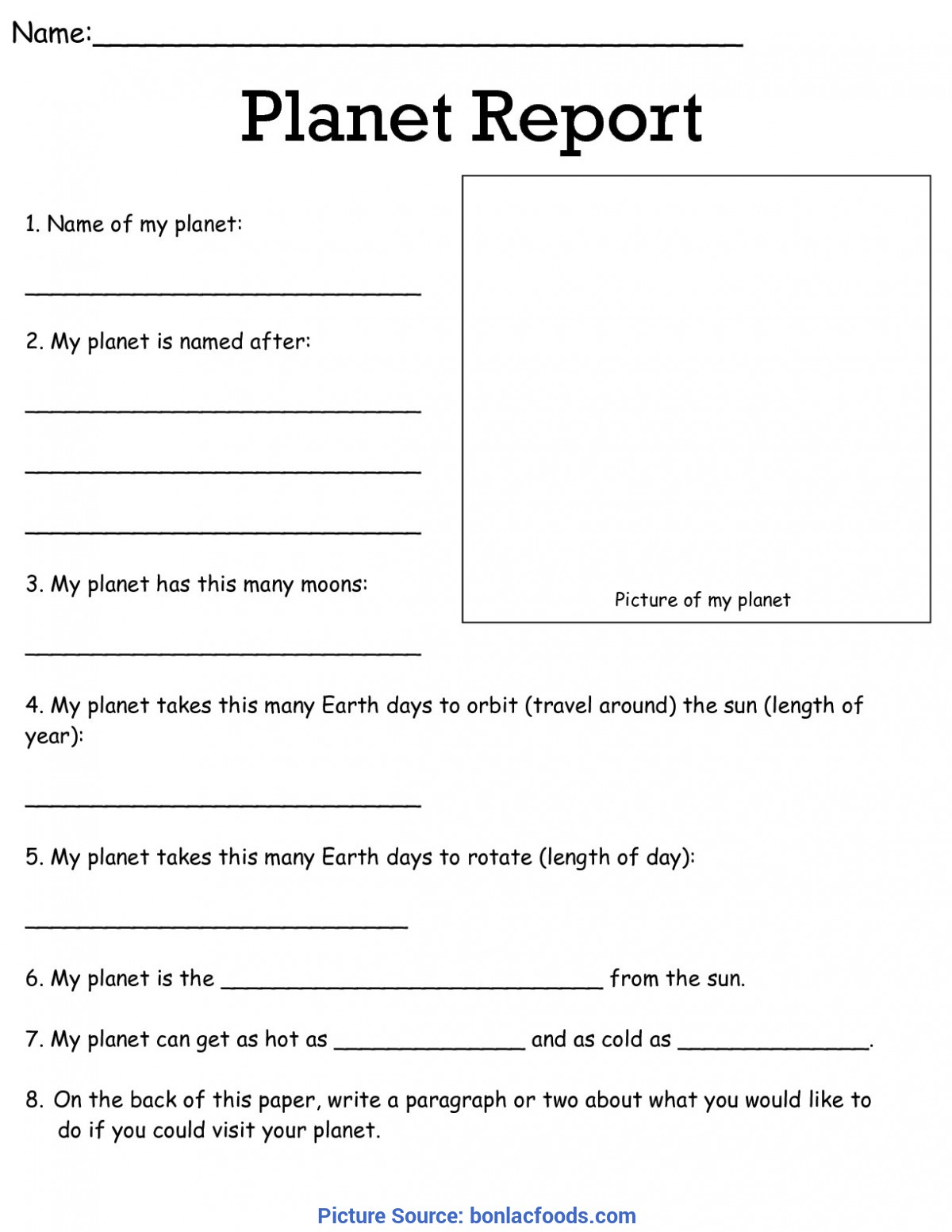 Interesting 3Rd Grade Science Activities Worksheets For ...