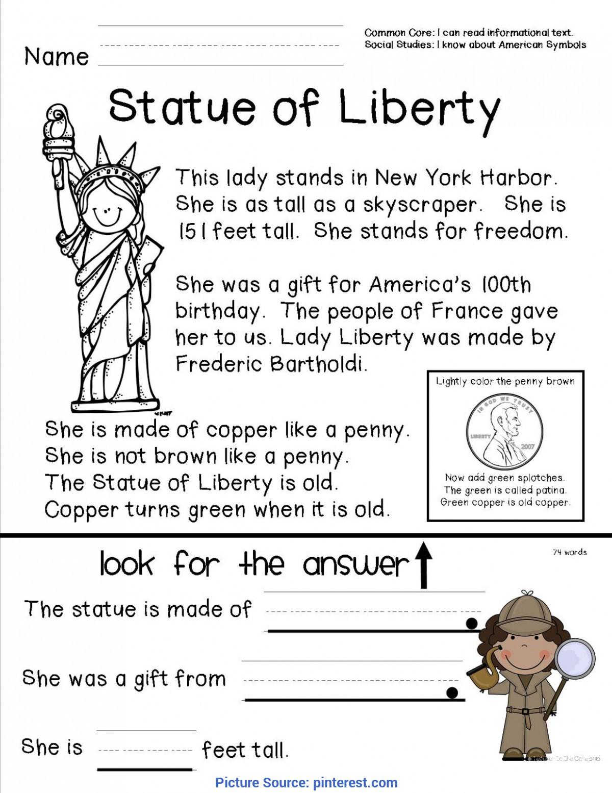 Special 1St Grade History Lessons Teacher To The Core: American Symbols   Top Teachers Smorgasboar