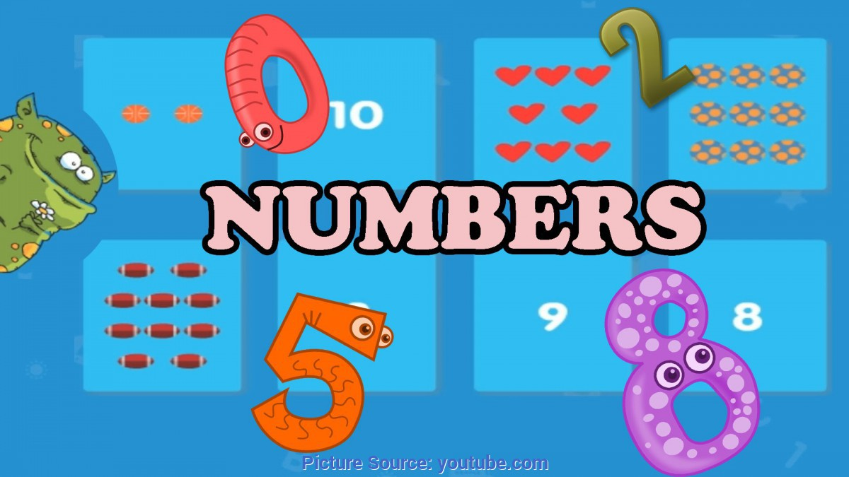 Special Number Games For Kindergarten Learning Numbers For Preschoolers, Counting 1 To 20, Preschool An