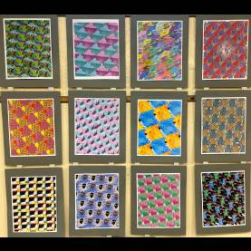 Best Art Projects For Middle School Students Art Activity For Middle School Students - 1 Wall D