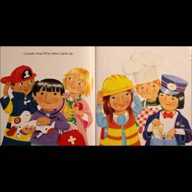 Best Children'S Books About Community Helpers Career Day By Anne Rockwell - Children'S Book W/ Visible Tex