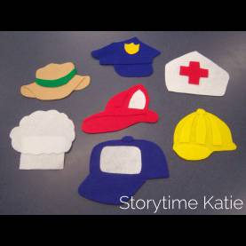 Best Community Helpers Activities For Toddlers Flannel Friday: Community Helpers €? Storytime K