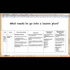 Best How To Make A Lesson Plan 10+ How To Make Lesson Plans | Applicationleter